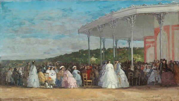 Concert at the Casino of Deauville