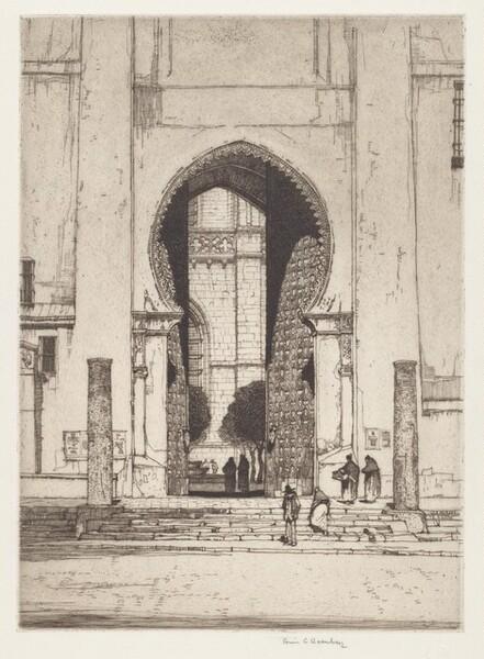 Mudejar Doors, Seville