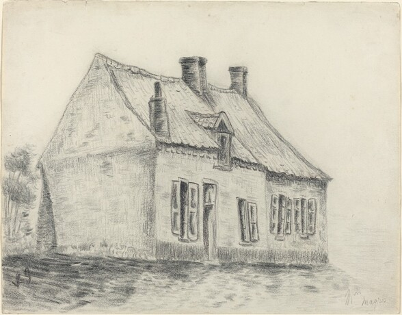 The Magrot House, Cuesmes