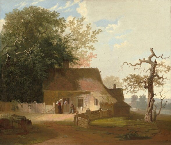 Cottage Scenery