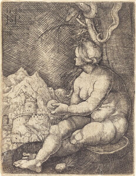 Eve Seated