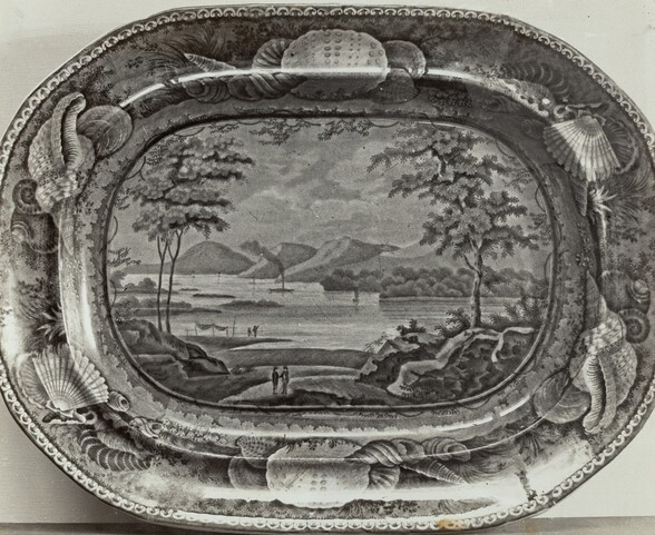 Platter - Lake George