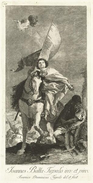 Saint James of Compostela