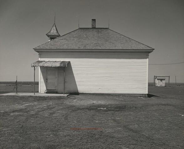 Schoolhouse, Eastern Nebraska