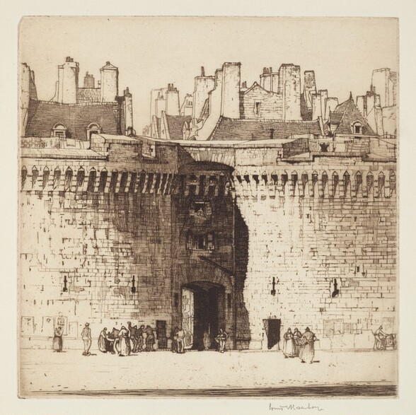 Grande Porte, St. Malo