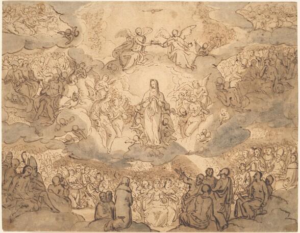The Virgin, Queen of Heaven