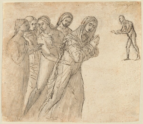 The Virgin and Four Other Women