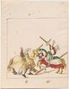 Freydal, The Book of Jousts and Tournaments of Emperor Maximilian I: Combats on Horseback (Jousts)(Volume I): Plate 47