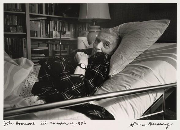 John Hammond ill December 4, 1986