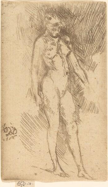 Little Nude Figure