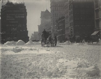 image: Winter, New York