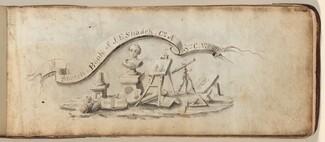 J.E. Shadek, J.E. Shadek Sketchbook, 1861/18621861/1862