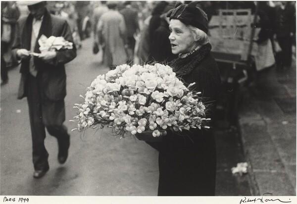 Flowers, Paris