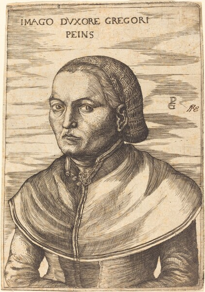 Wife of Georg Pencz