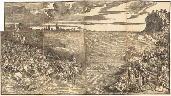 The Submersion of Pharoah