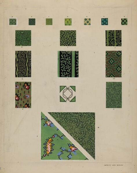 Quilt (Detail)