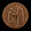 Saint Francis of Assisi and Leper [reverse]