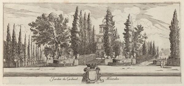 Jardin du Cardinal Montalte