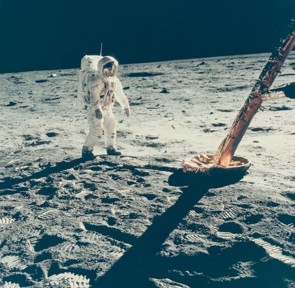 Apollo 11 on the Moon