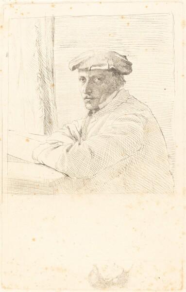 The Engraver Joseph Tourny (Le graveur Joseph Tourny)