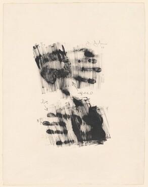 Jasper Johns, Zigmunds Priede, Universal Limited Art Editions, Hand, 19631963