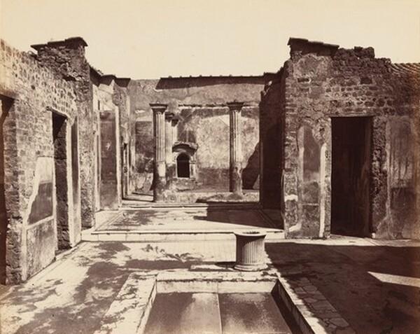 Casa del Poeta Tragico, Pompei (House of the Tragic Poet, Pompeii)