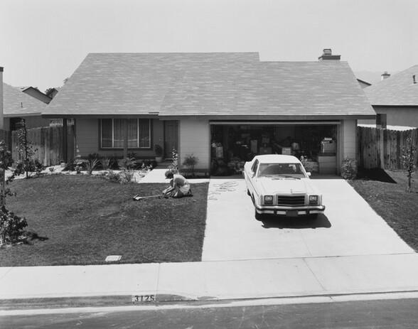 Edger, County Village, California