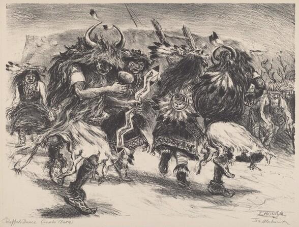 Buffalo Dance (Santa Clara)