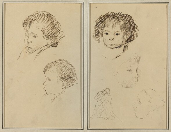 Two Studies of a Child