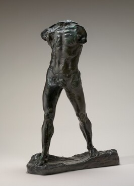 Auguste Rodin, The Walking Man (L'Homme qui marche), model 1878-1900, cast probably 1903model 1878-1900, cast probably 1903
