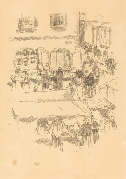 The Marketplace, Vitré