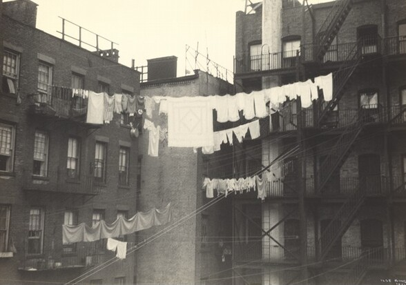 Laundry, New York