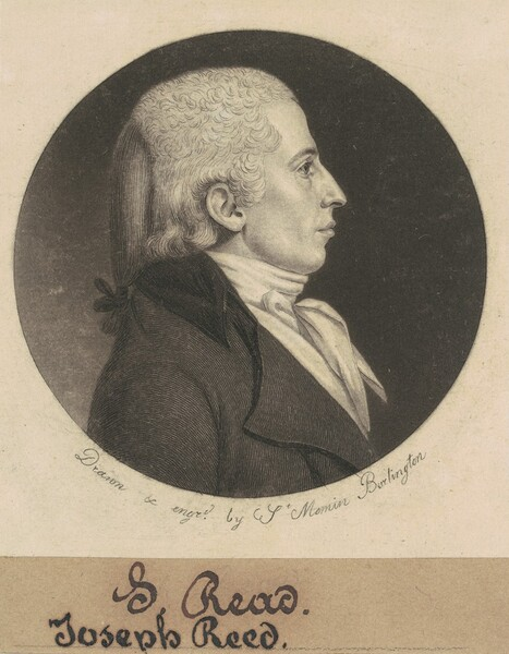 Joseph Reed, Jr.