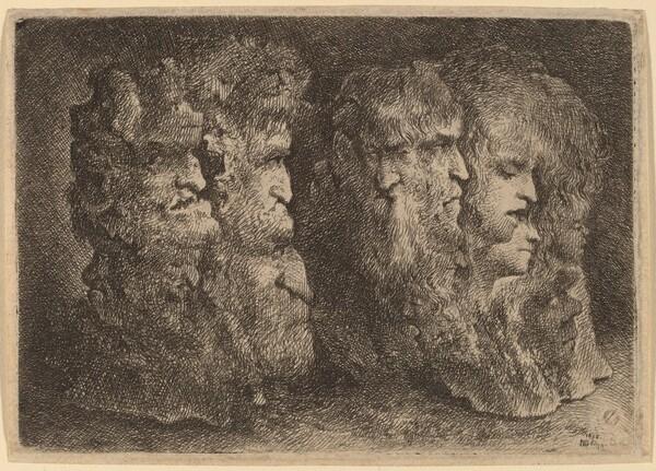 Grotesque Heads