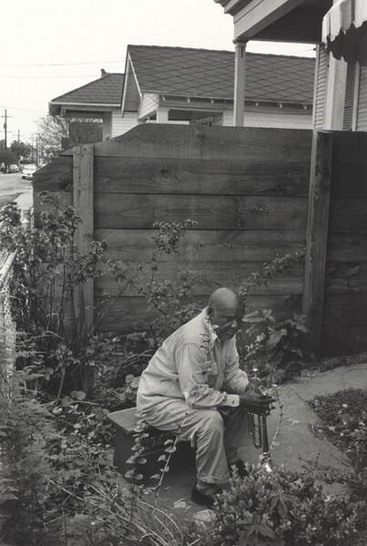 Wooden Joe Nicholas, New Orleans