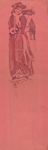 Woman with a Muff (La Dame au Manchon)