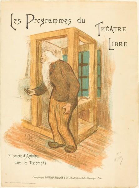 Les Programmes du Théâtre Libre