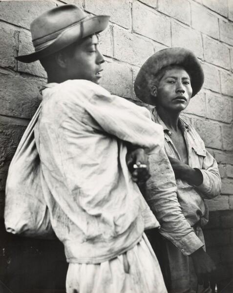 Men, Miahuatlán, Oaxaca