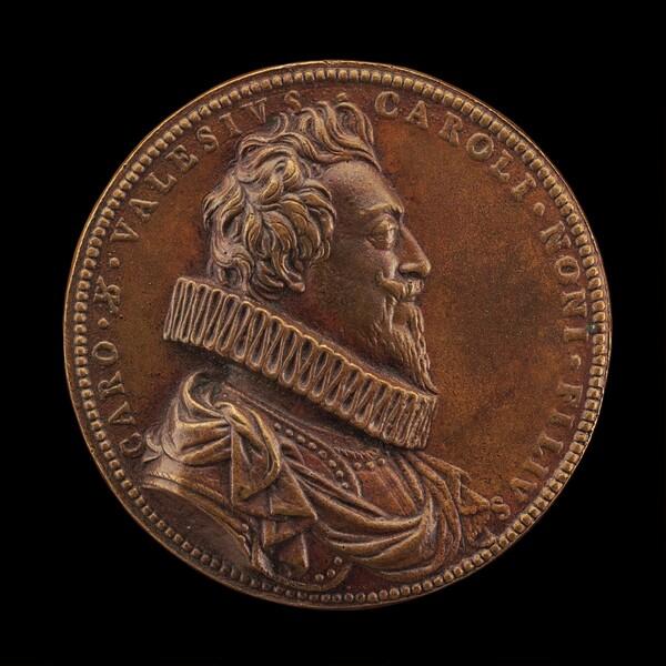 Charles de Valois, 1573-1650 [obverse]