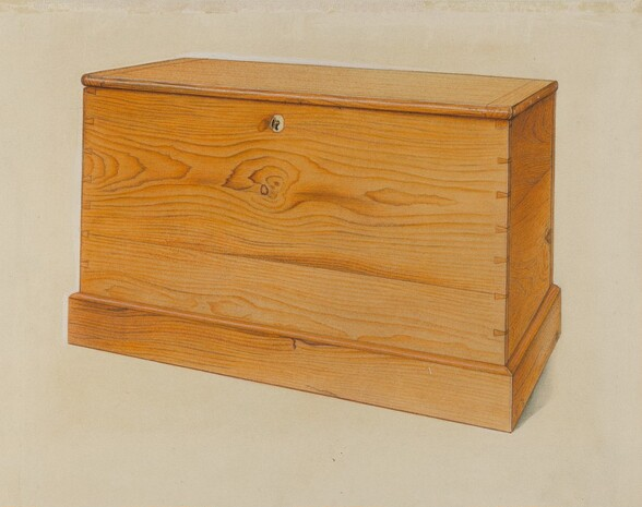 Small Shaker Chest