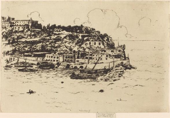 Monaco from La Condamine