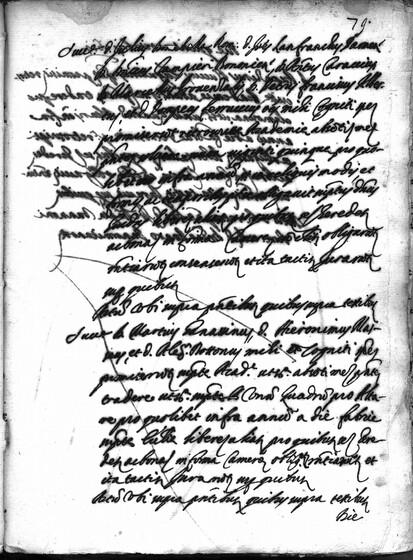 ASR, TNC, uff. 15, 1614, pt. 2, vol. 60, fol. 79r