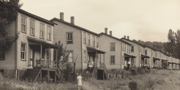 Company Houses, Gormania, West Virginia