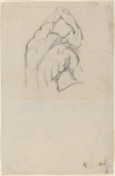 Study of the Ecorché [recto]
