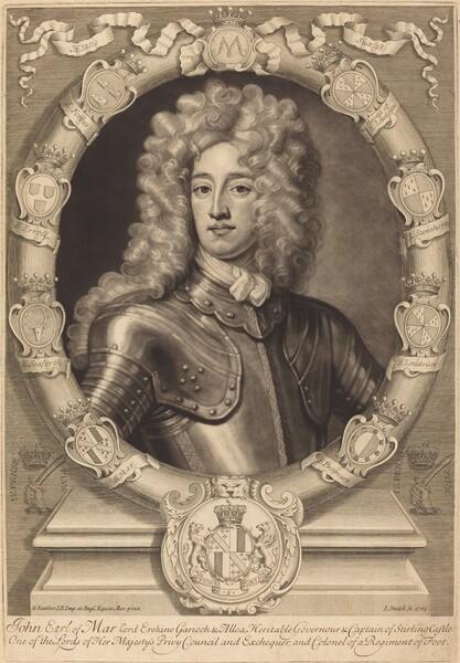 John, Earl of Mar, Lord Erskine