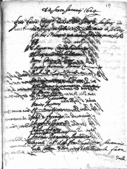 ASR, TNC, uff. 15, 1624, pt. 1, vol. 99, fol. 113r