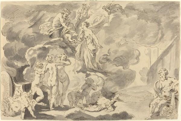 Death of Phaeton