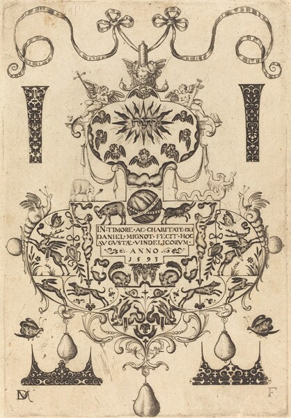 Title Page: Large Pendant