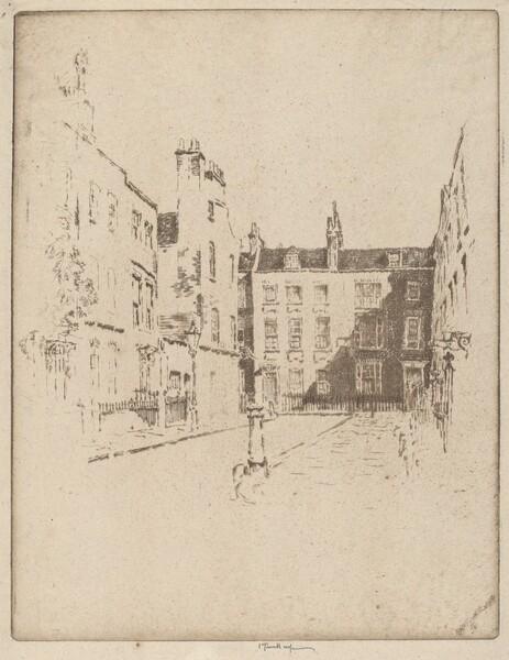 Cowley Street, Westminster