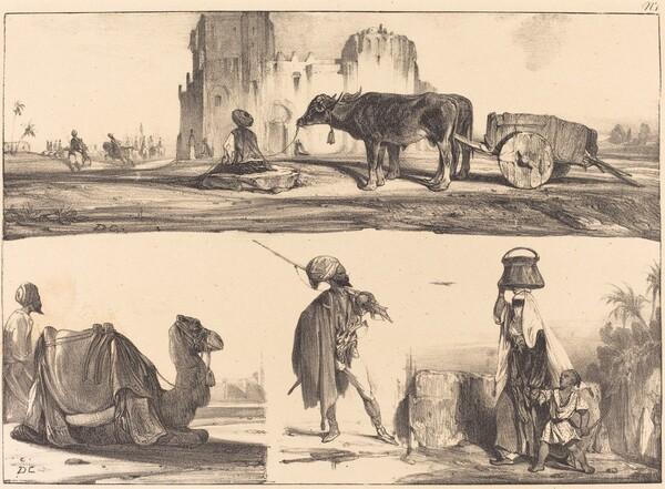 Oriental Vignettes
